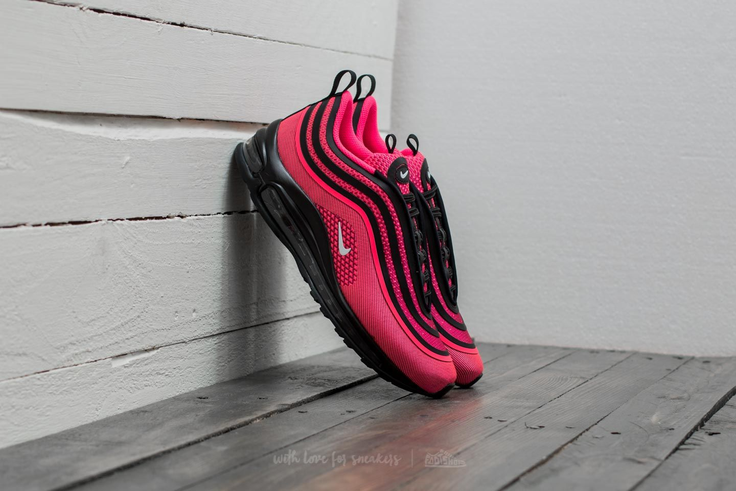 air max 97 kids black