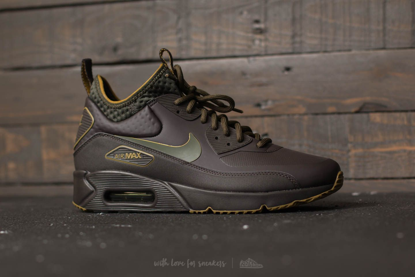 nike air max 90 ultra mid winter se velvet brown velvet. Black Bedroom Furniture Sets. Home Design Ideas
