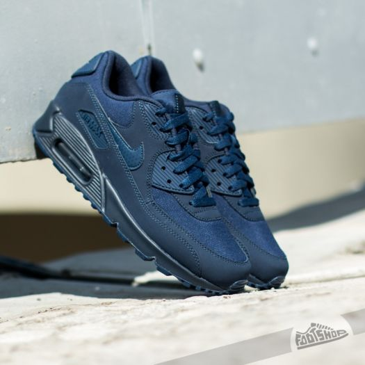 wholesale dealer 83ccd 8ebf0 ... where can i buy nike air max 90 essential midnight navy midnight navy  footshop d10fd 3f05c