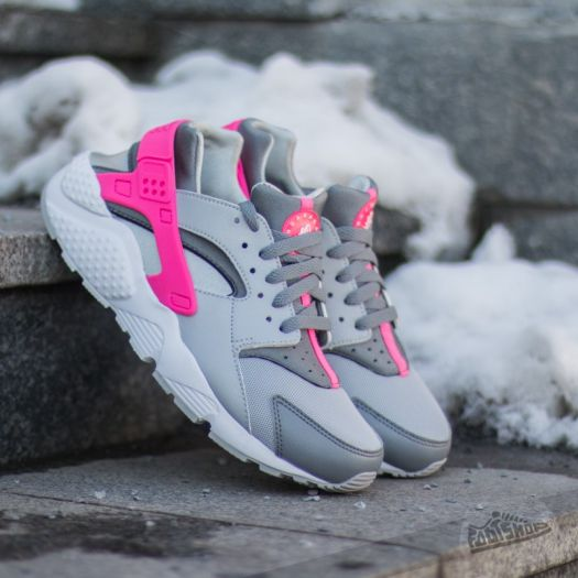 huge selection of 1e14d c21a6 amazon nike huarache pink and grey 9284d 5dd4a