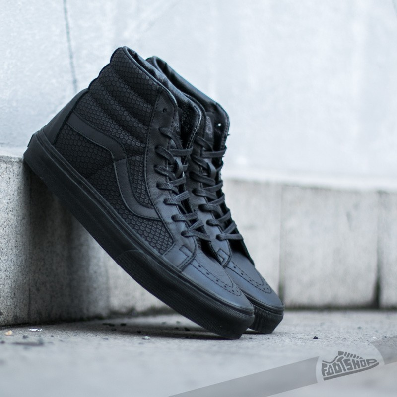 1b3336264667e2 Buy vans sk8 hi reissue leather
