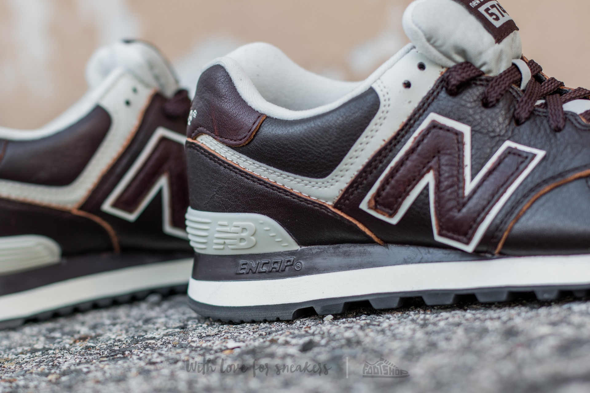 New Balance ML574LUA at a great price £68 buy at Footshop