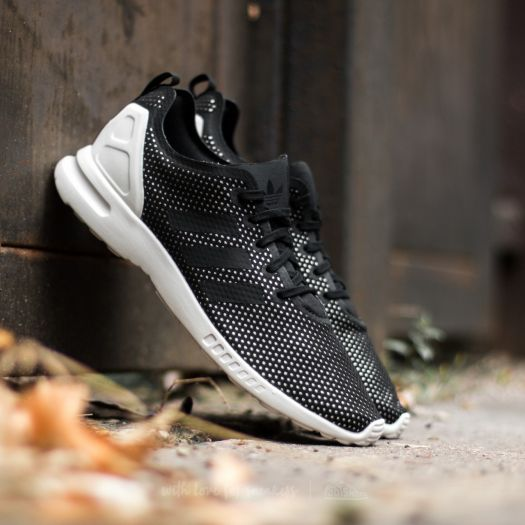 low priced 2a157 a1bab adidas ZX Flux ADV Smooth W Core Black/ Core Black