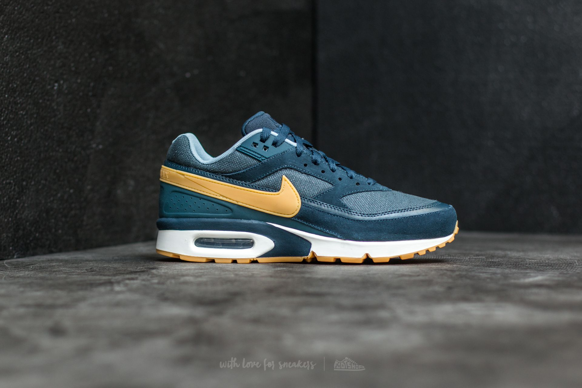 nike air max bw armory navy